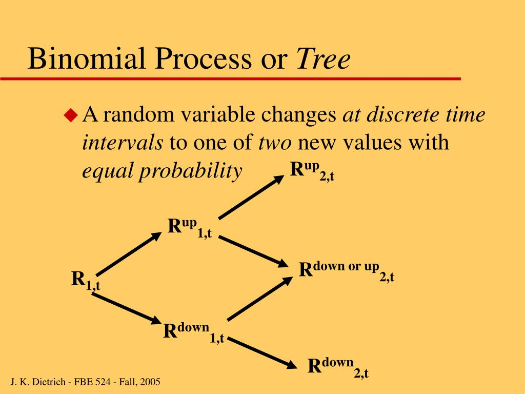 Binomial Process or