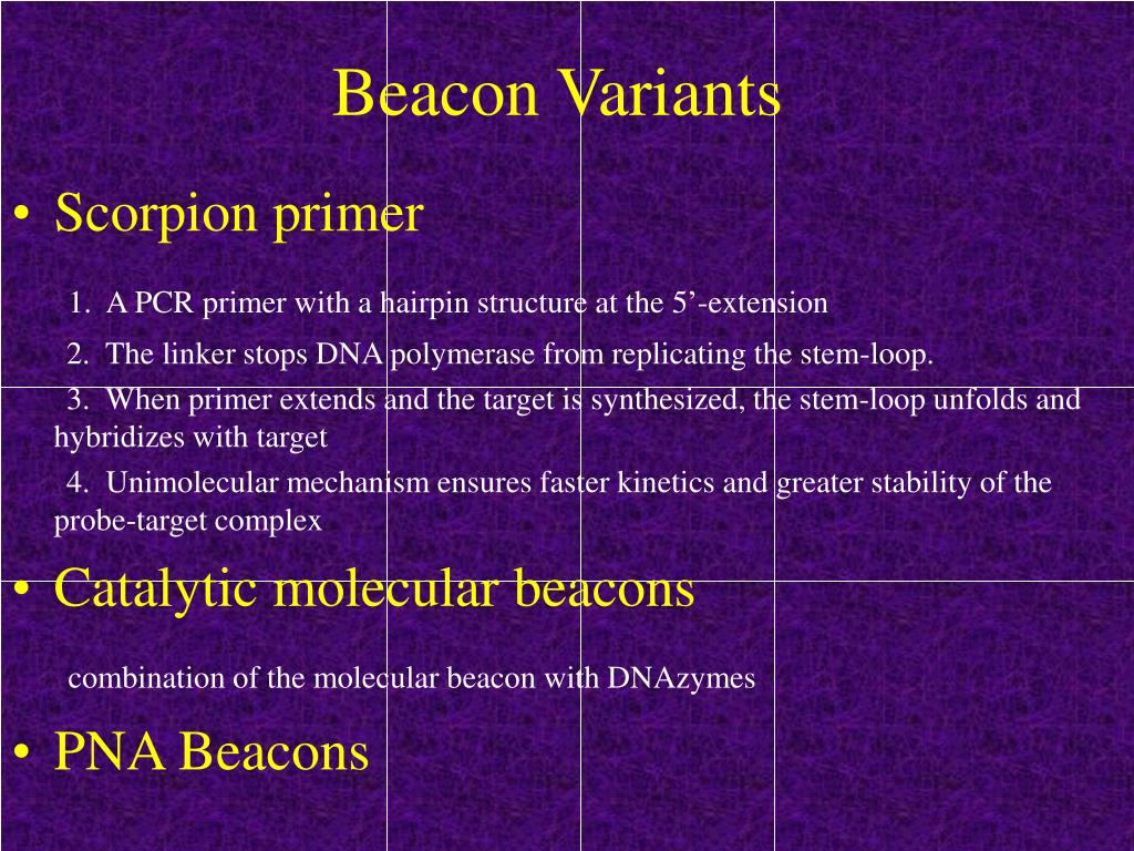 Beacon Variants
