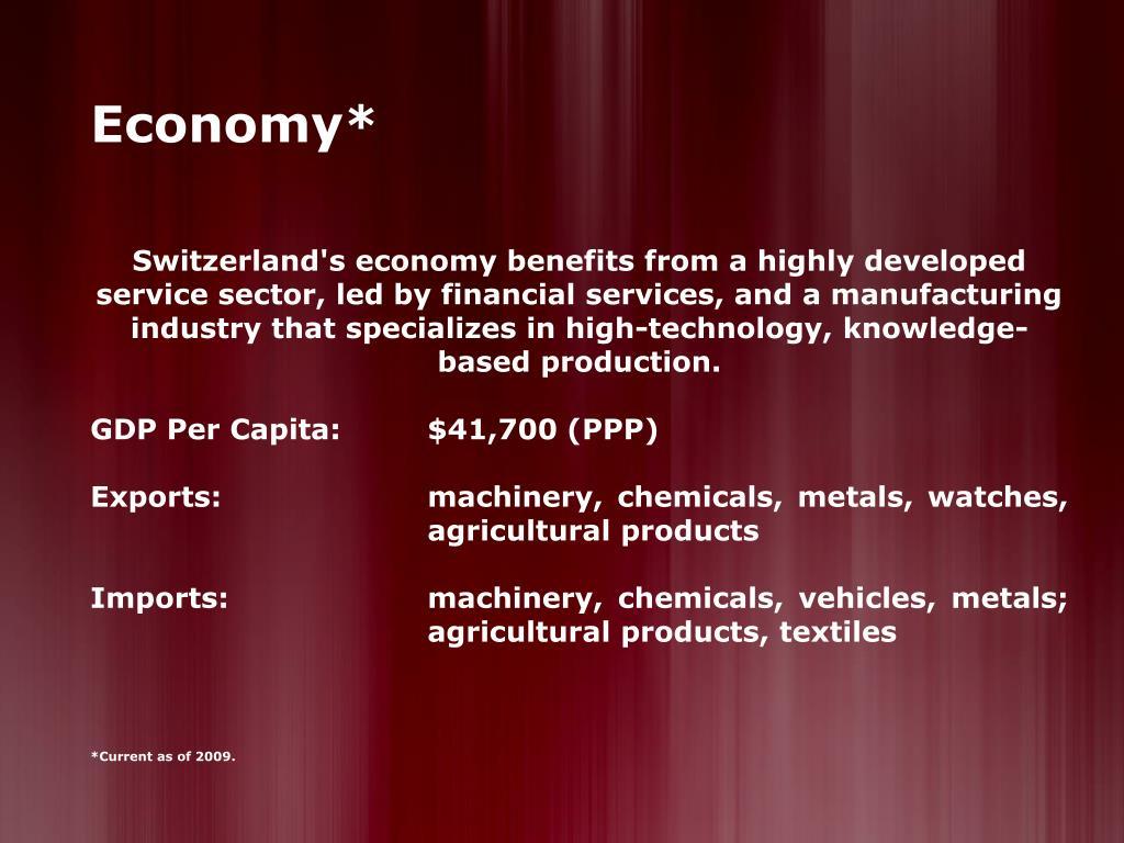 Economy*