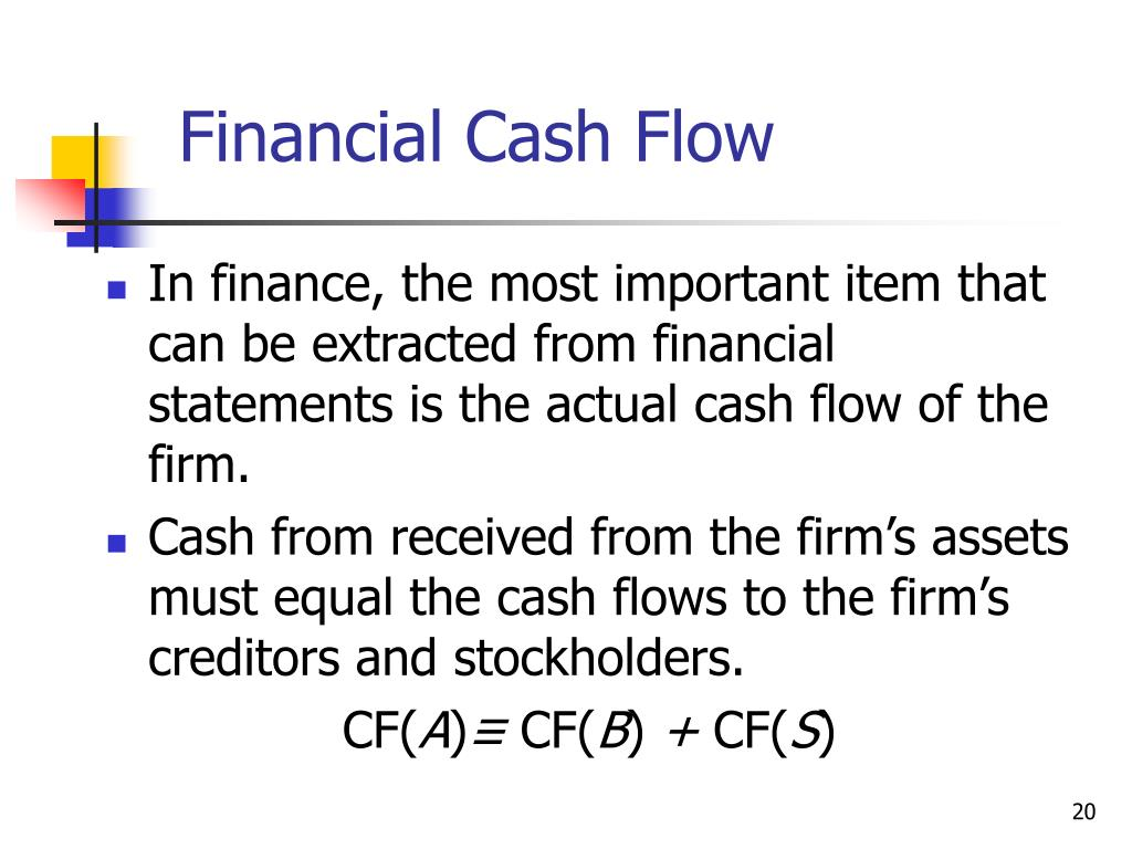 Financial Cash Flow
