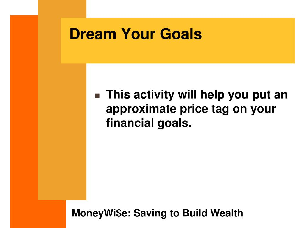 Dream Your Goals