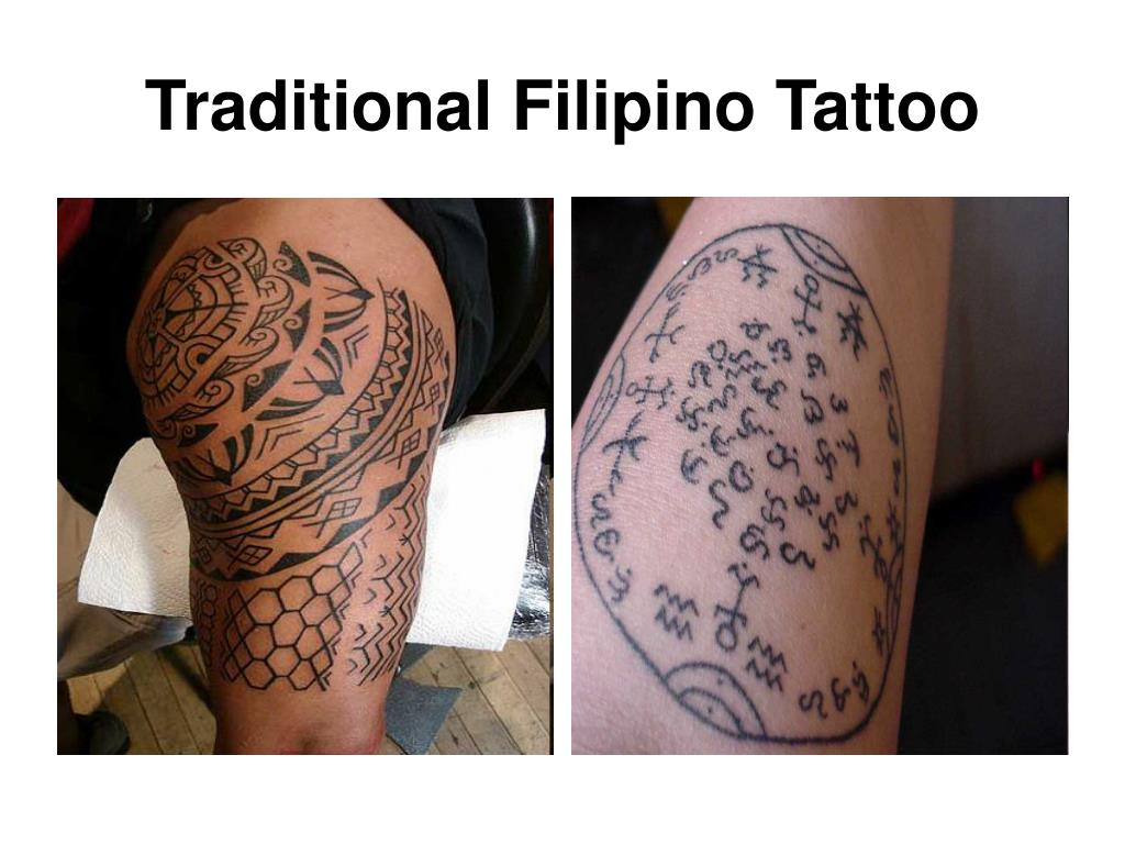 Traditional Filipino Tattoo