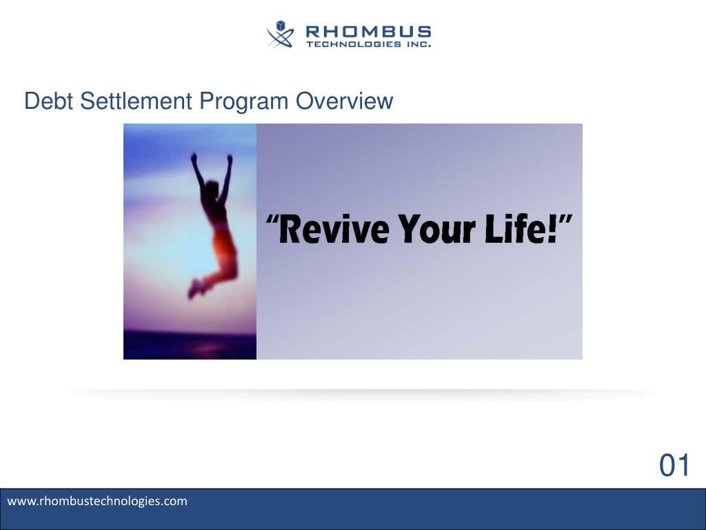 Debt Settlement Program Overview