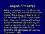 origins five camps14