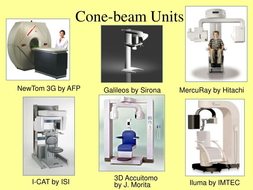 Cone-beam Units