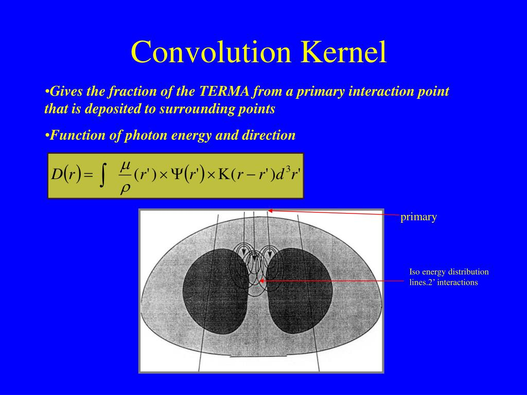 Convolution Kernel