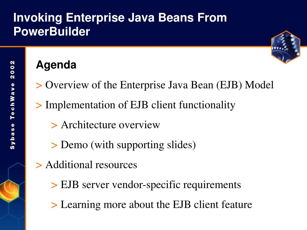 enterprise javabeans a component development model Introduction this book is about enterprise javabeans a server-side component model may define an for the development and deployment of component-based.