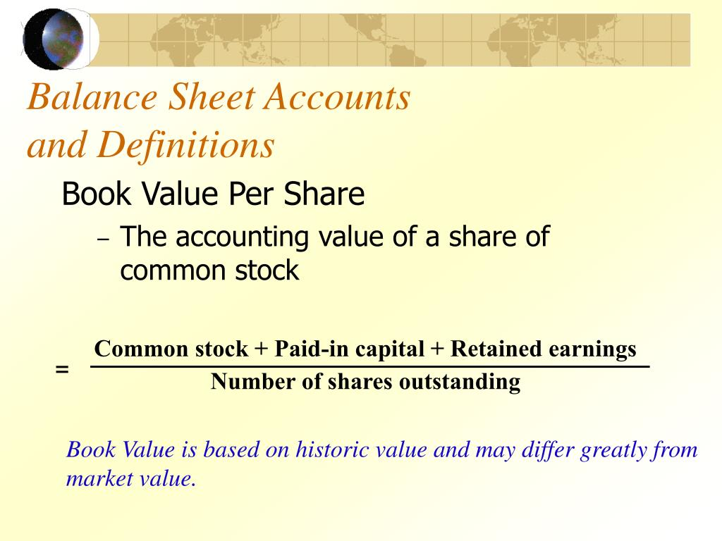 Common stock + Paid-in capital + Retained earnings
