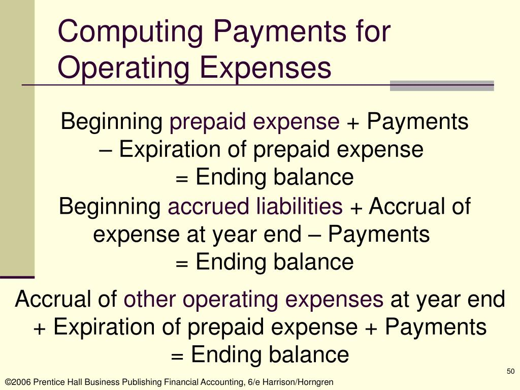 Computing Payments for