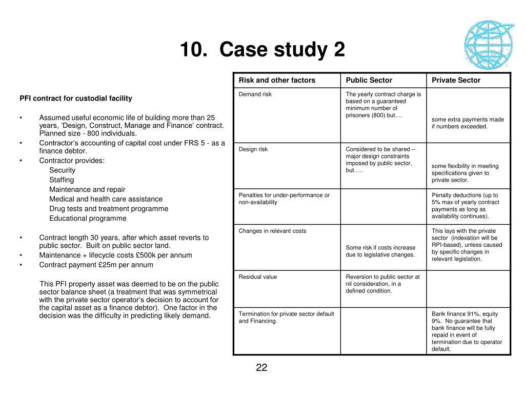 10.  Case study 2