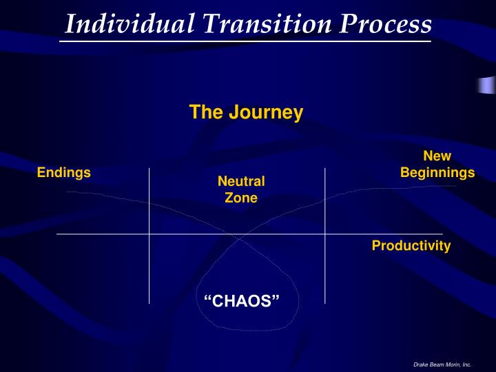 Individual Transition Process