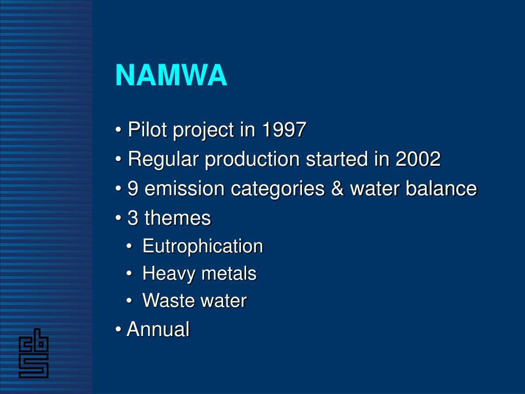 NAMWA