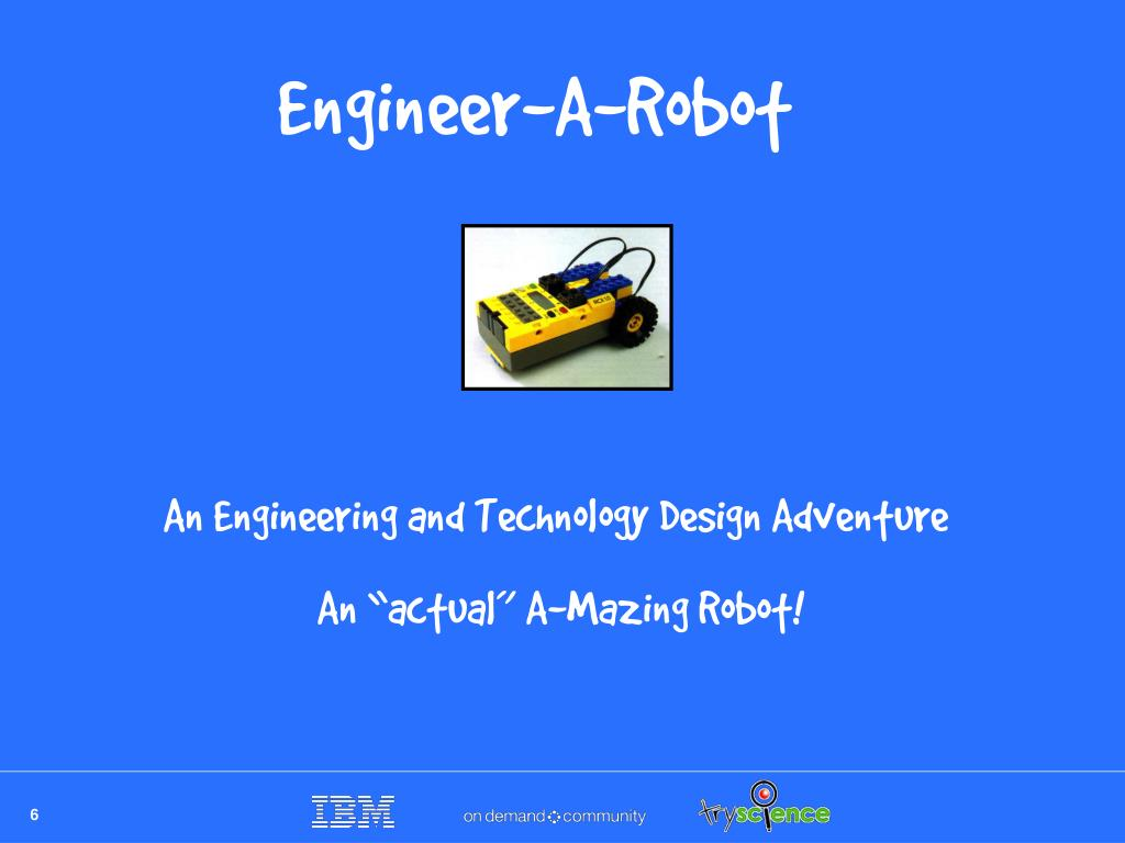 Engineer-A-Robot