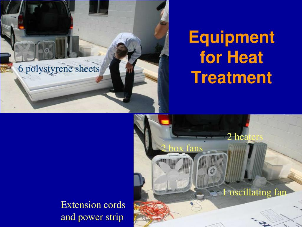 Equipment for Heat Treatment
