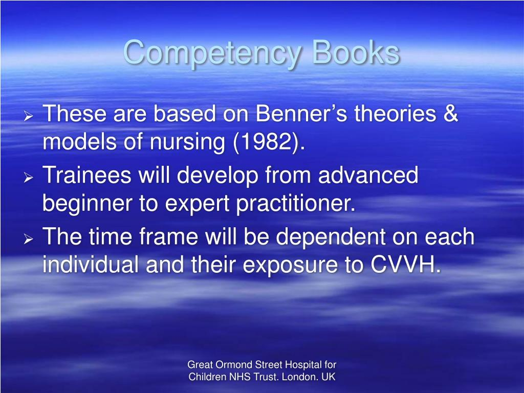 Competency Books