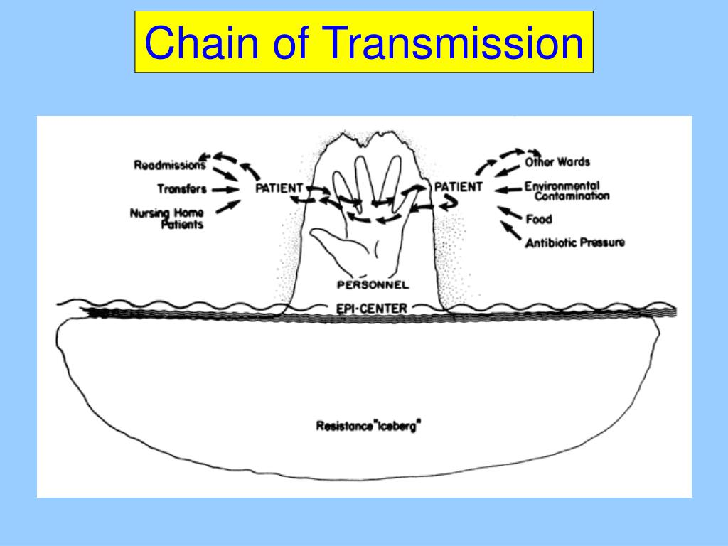 Chain of Transmission