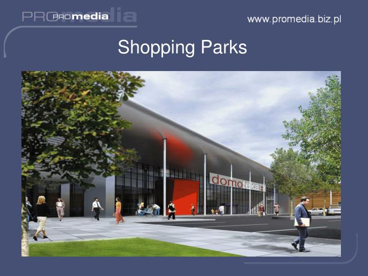 Shopping Parks