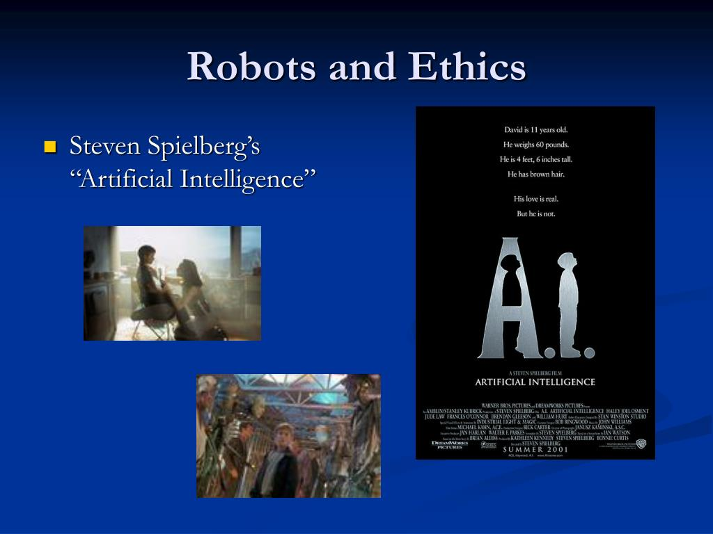 Robots and Ethics