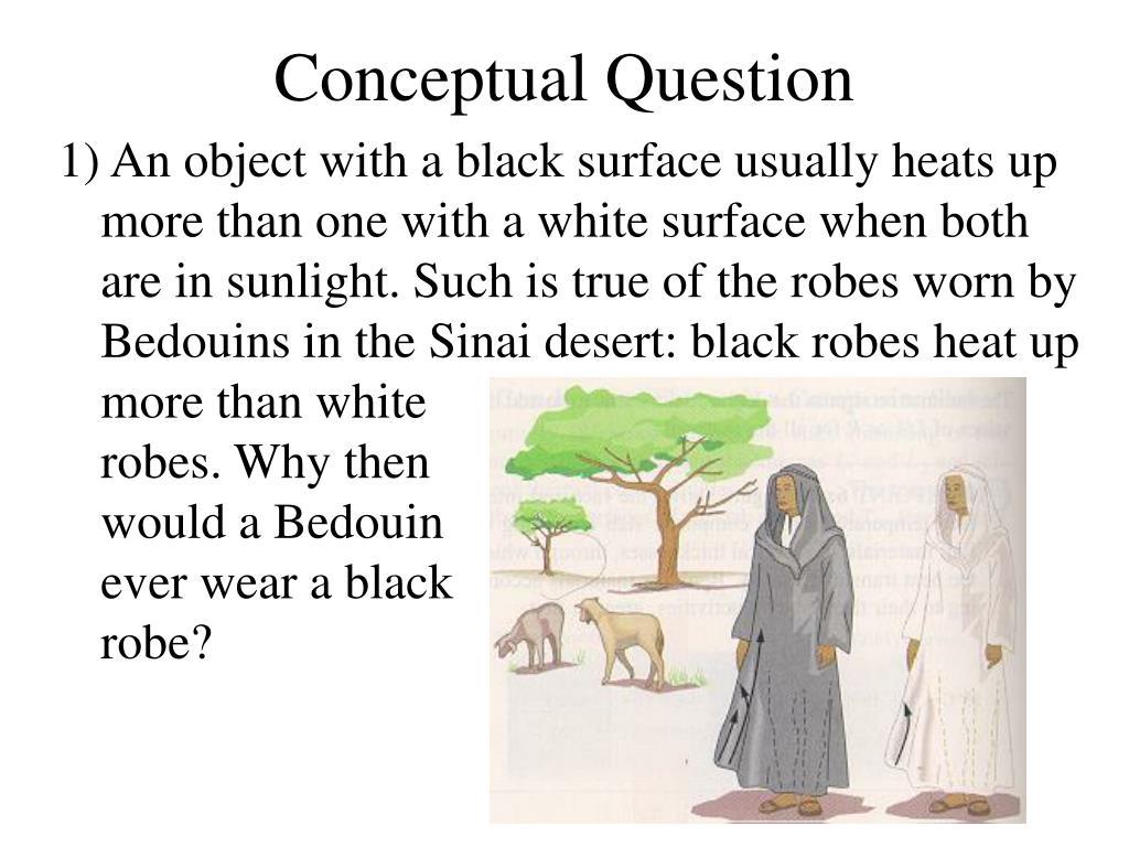 Conceptual Question