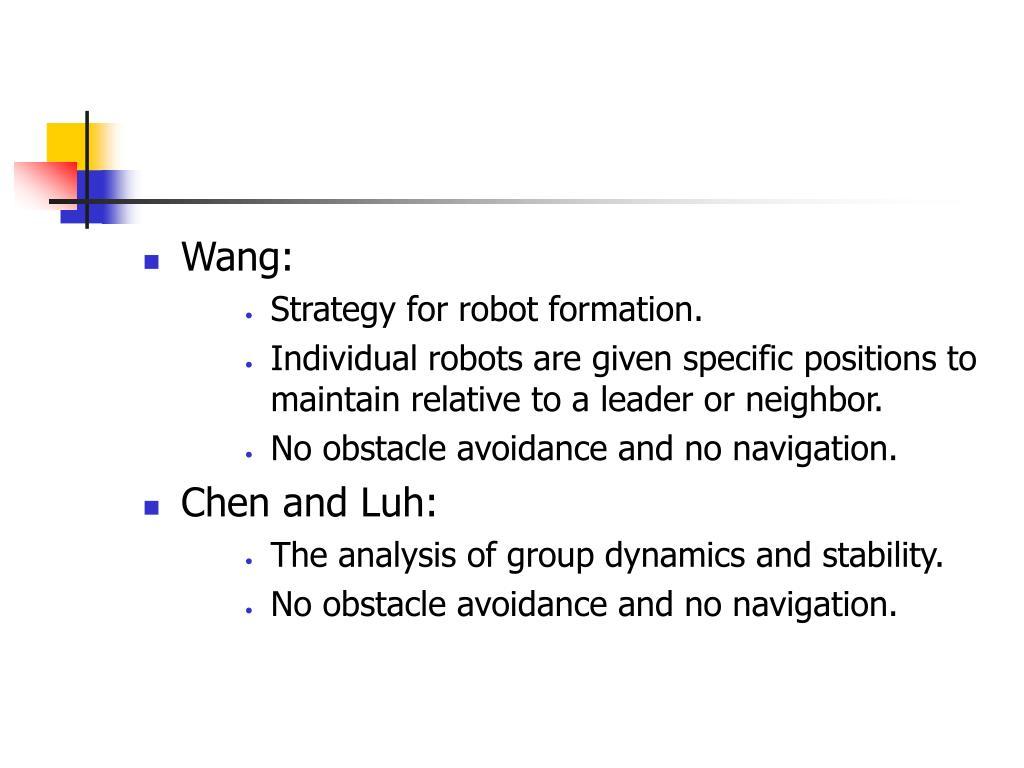 Wang:
