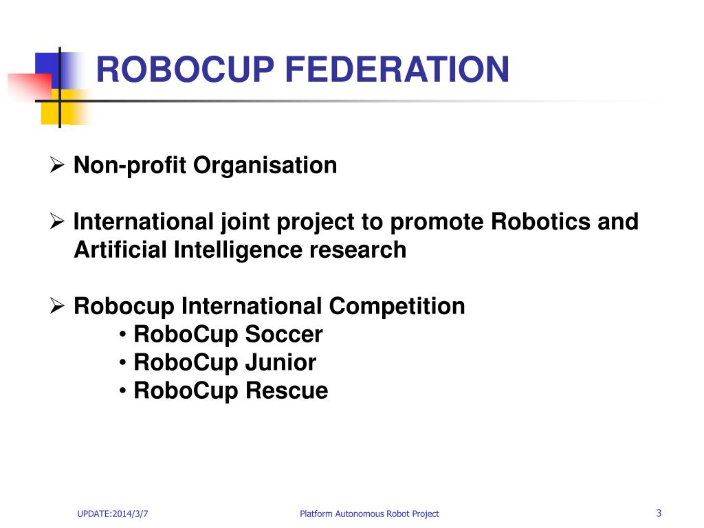 ROBOCUP FEDERATION