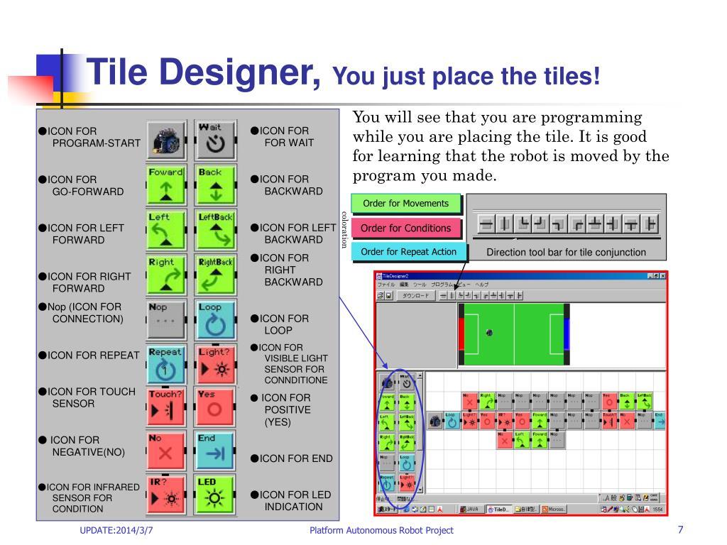 Tile Designer,