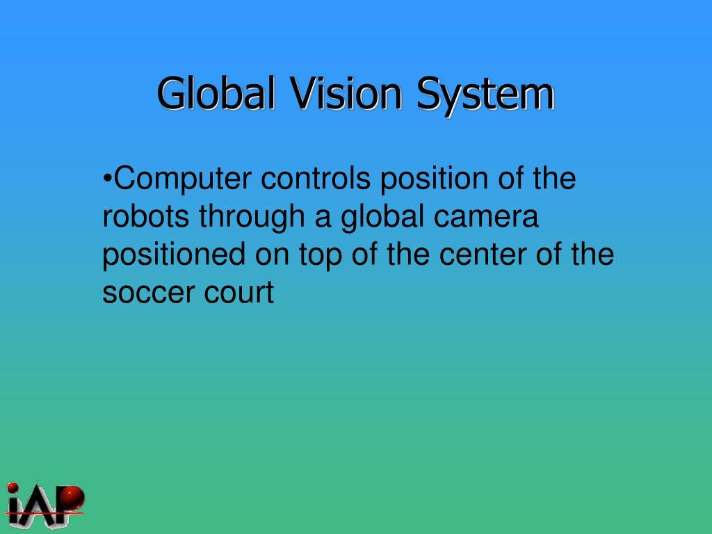 Global Vision System