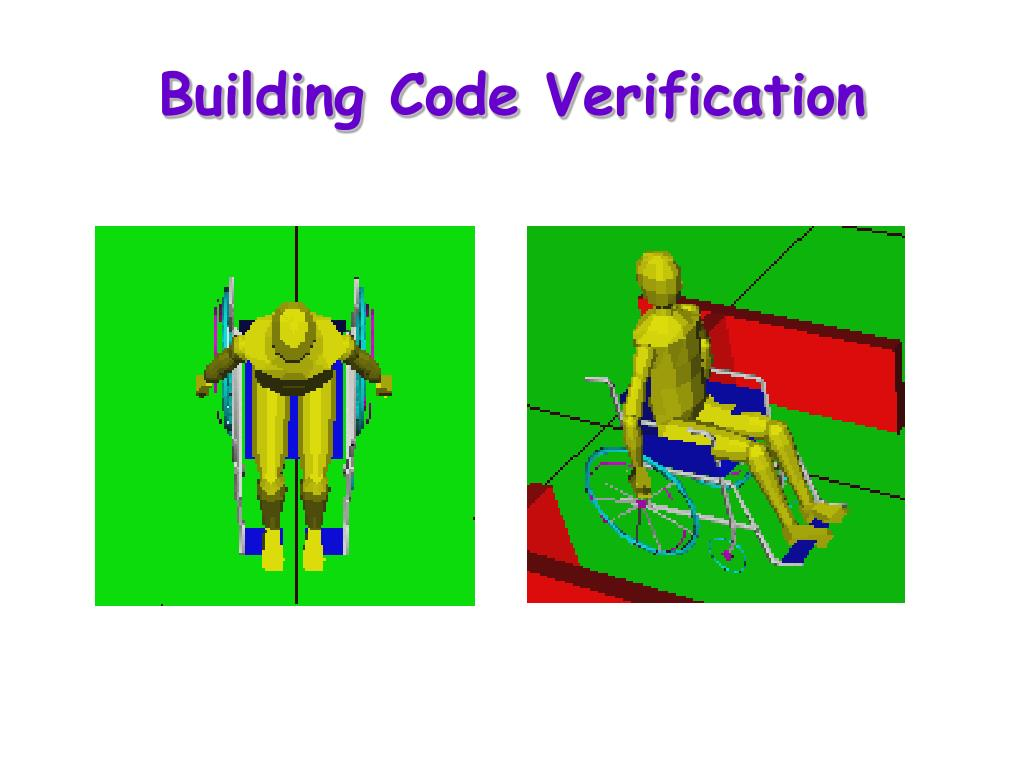 Building Code Verification