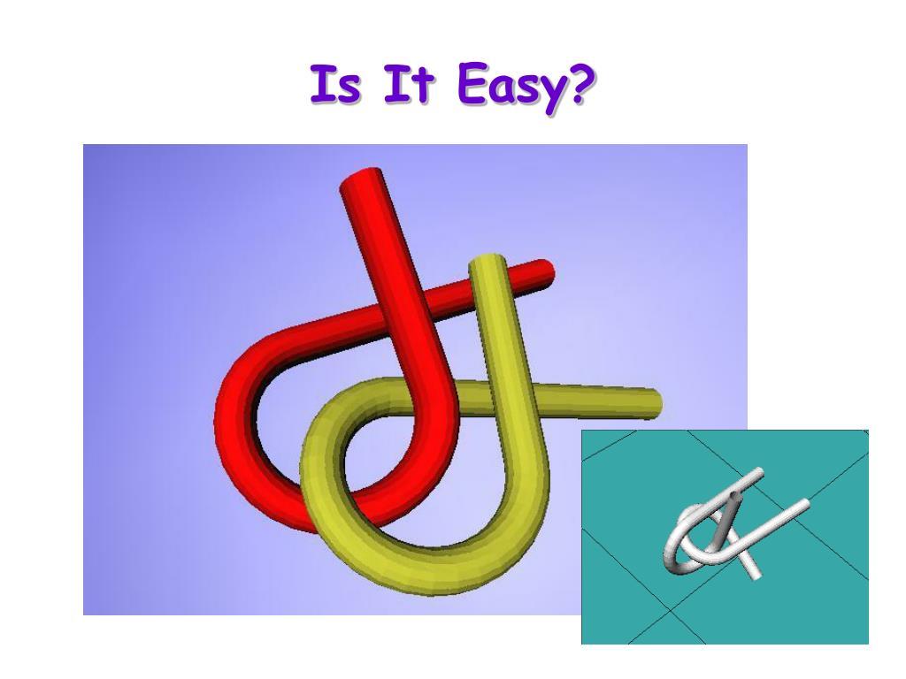 Is It Easy?