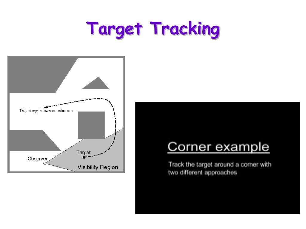 Target Tracking