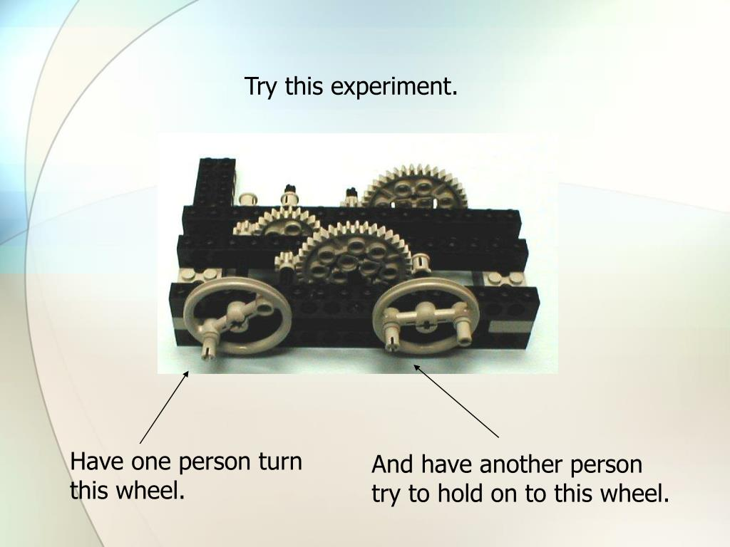 Try this experiment.