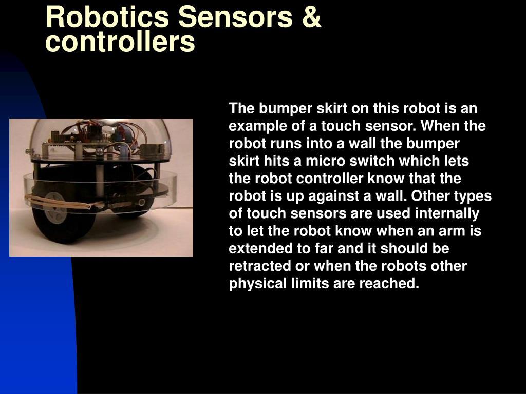 Robotics Sensors & controllers