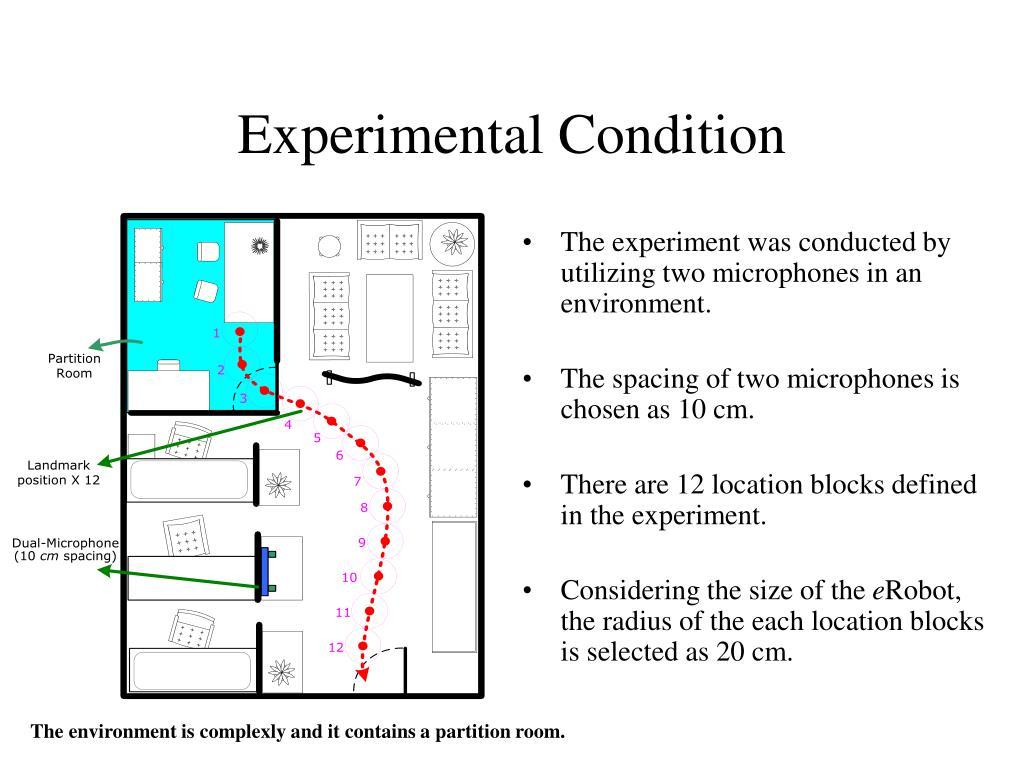 Experimental Condition