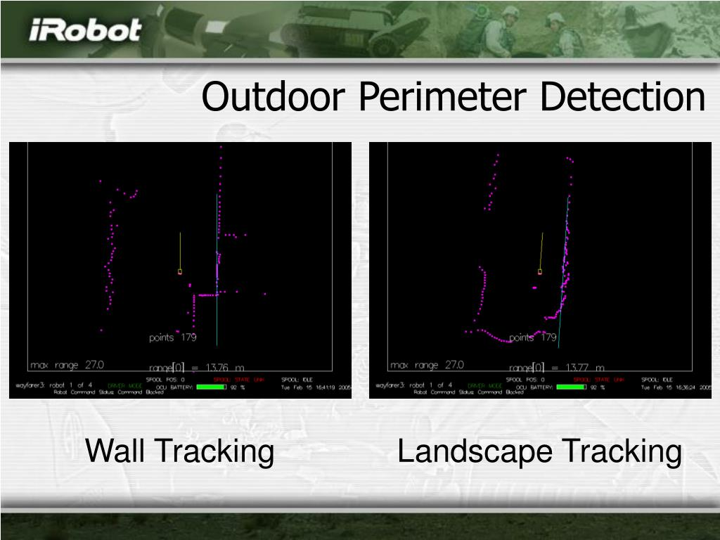 Outdoor Perimeter Detection