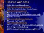 robotics web sites