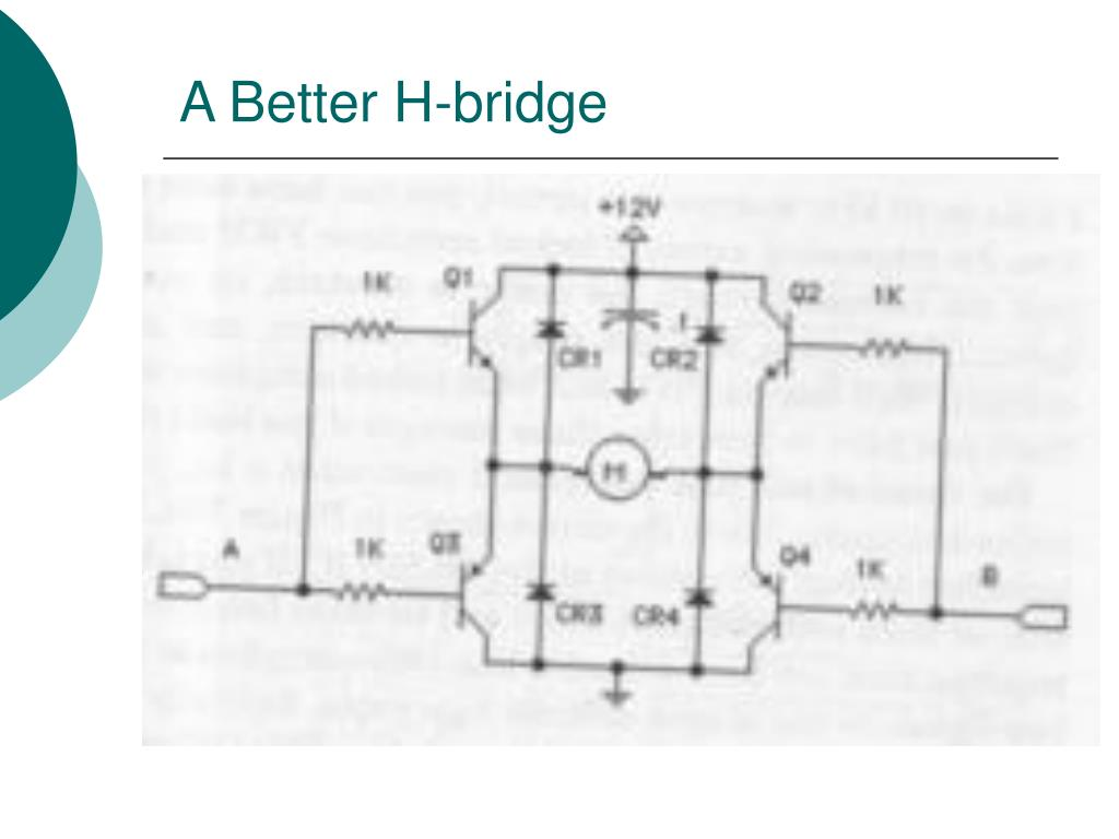 A Better H-bridge