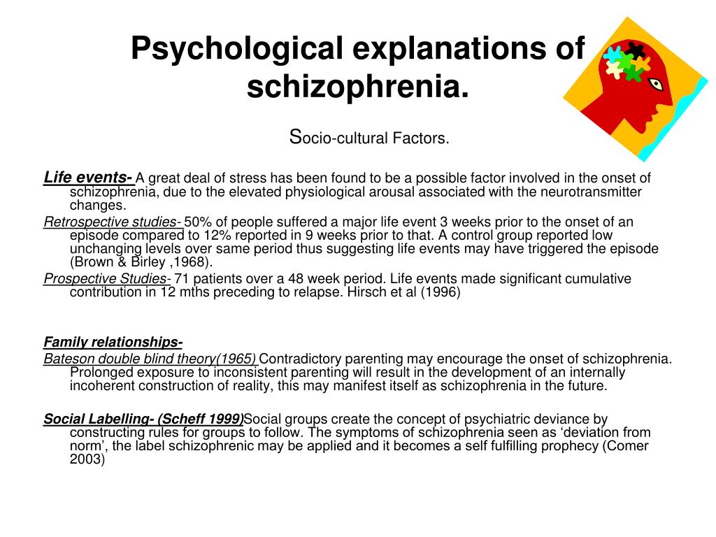 psychological explanations of an obsessive compulsive Scientific explanations of obsessive-compulsive disorder skip to main content  causes of ocd  on one side is a group who believe that obsessive-compulsive behaviour is a psychological.