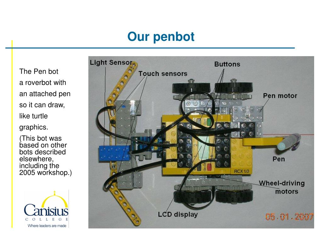 Our penbot