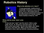 robotics history2