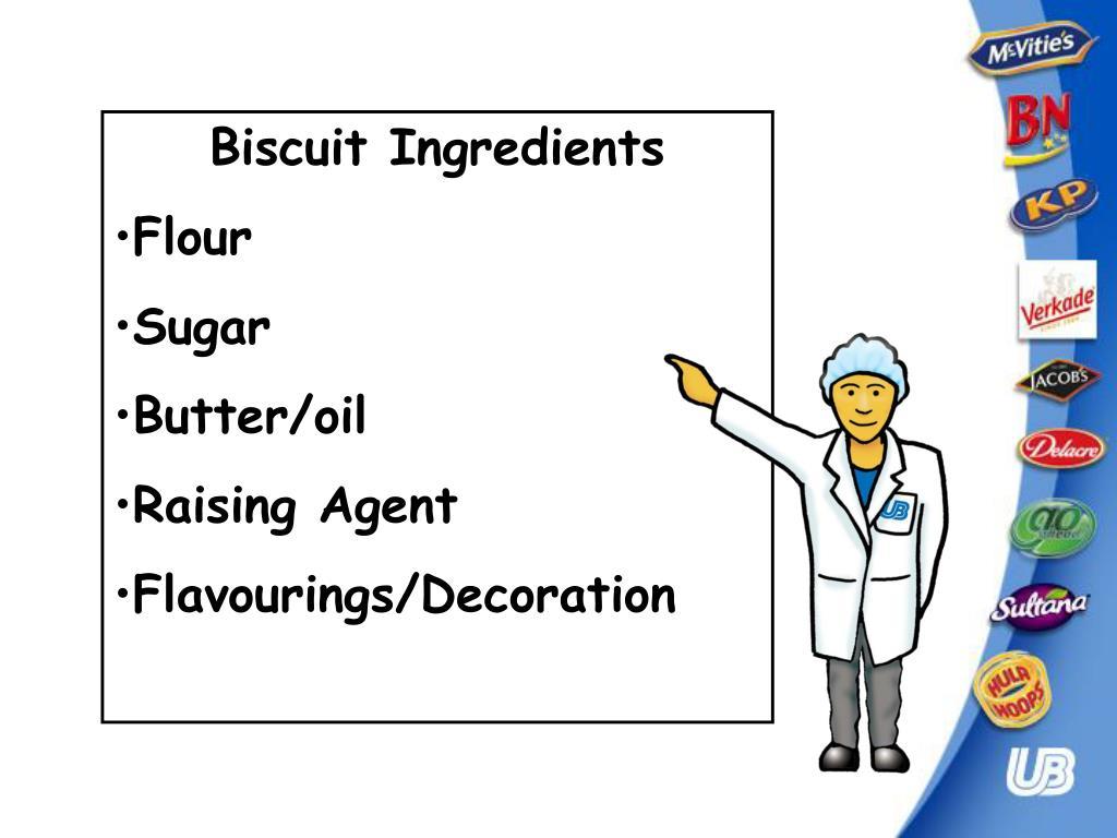 Biscuit Ingredients