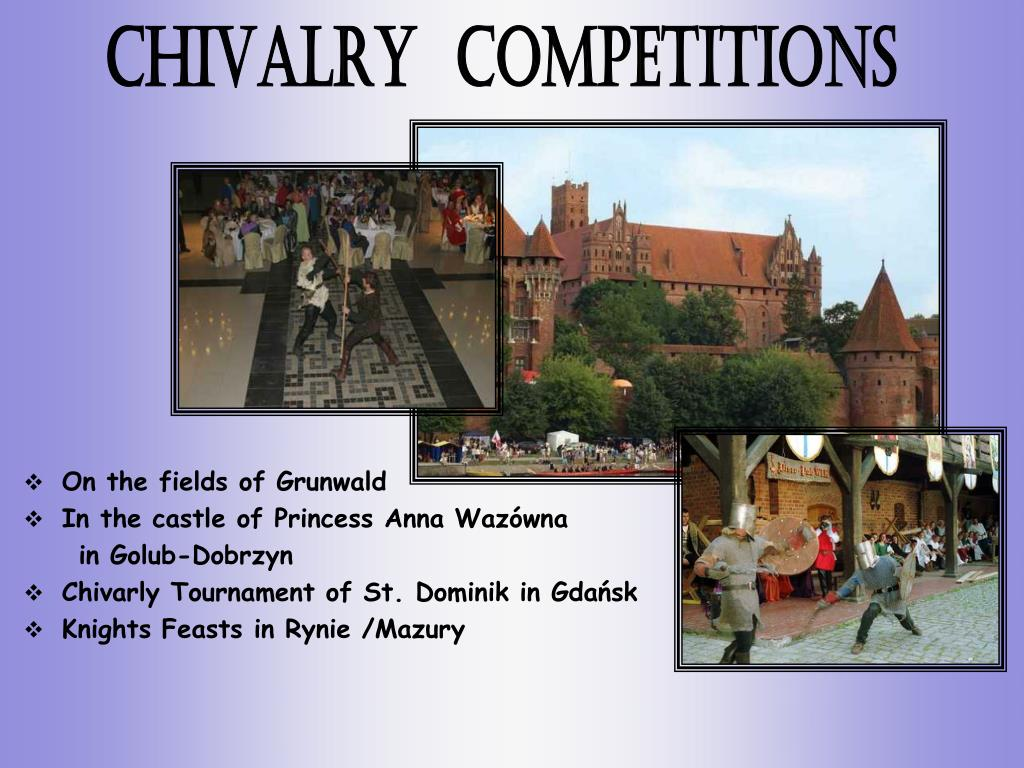 CHIVALRY  COMPETITIONS