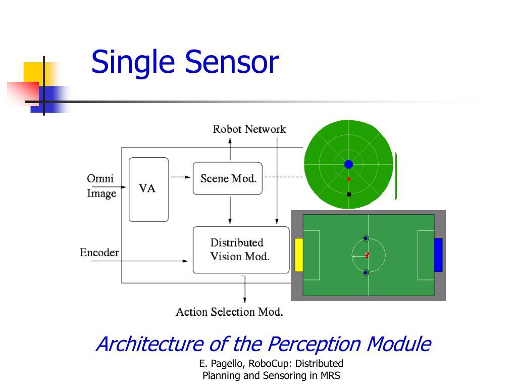 Single Sensor