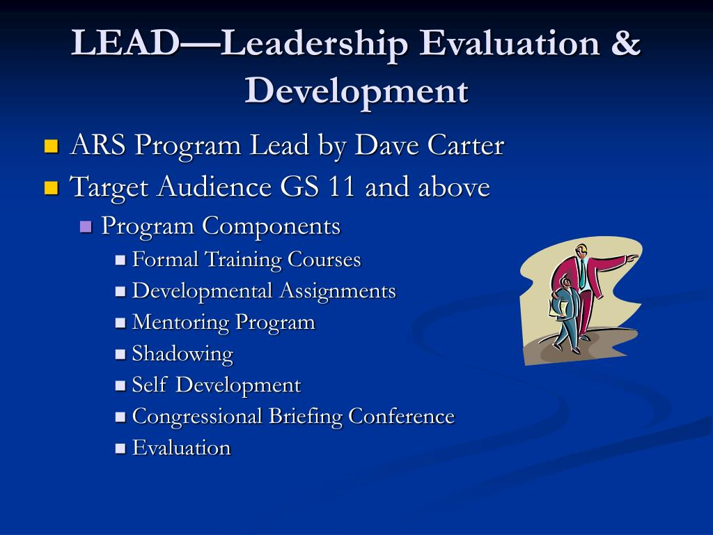 LEAD—Leadership Evaluation & Development