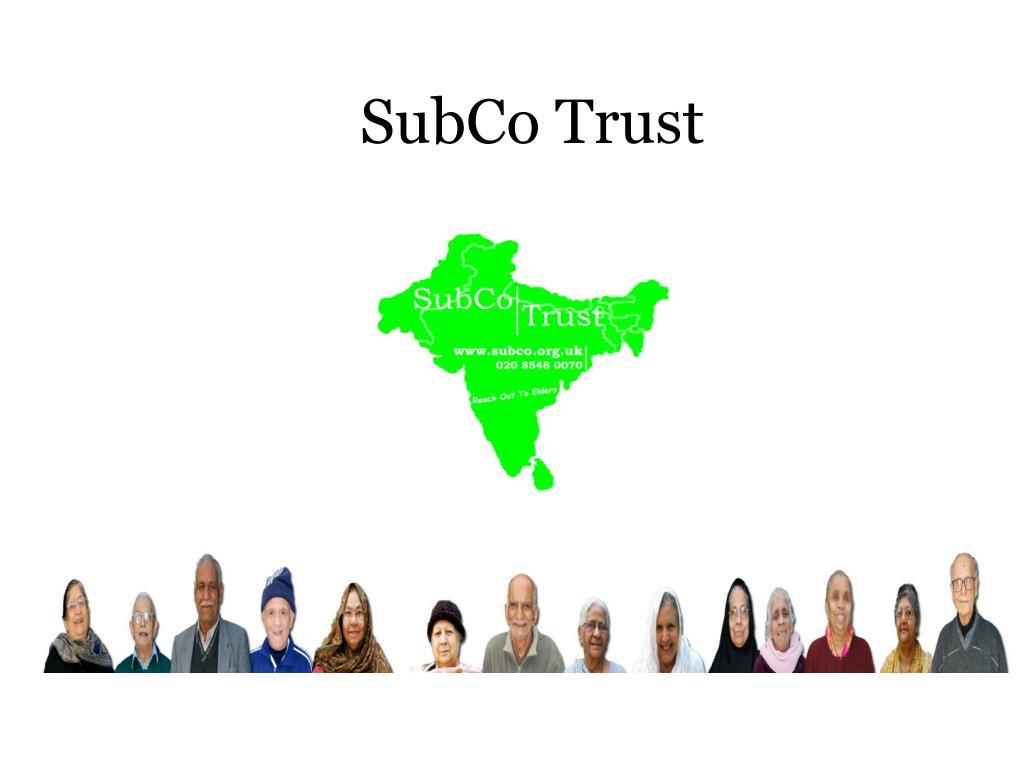 SubCo Trust