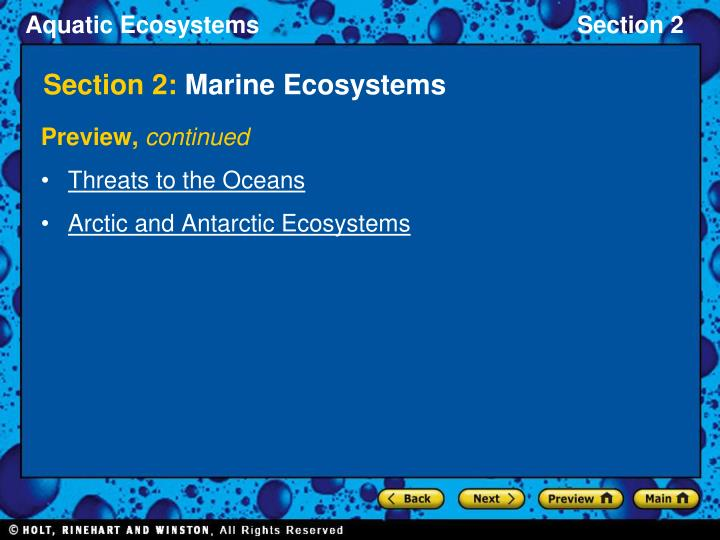 Section 2 marine ecosystems3