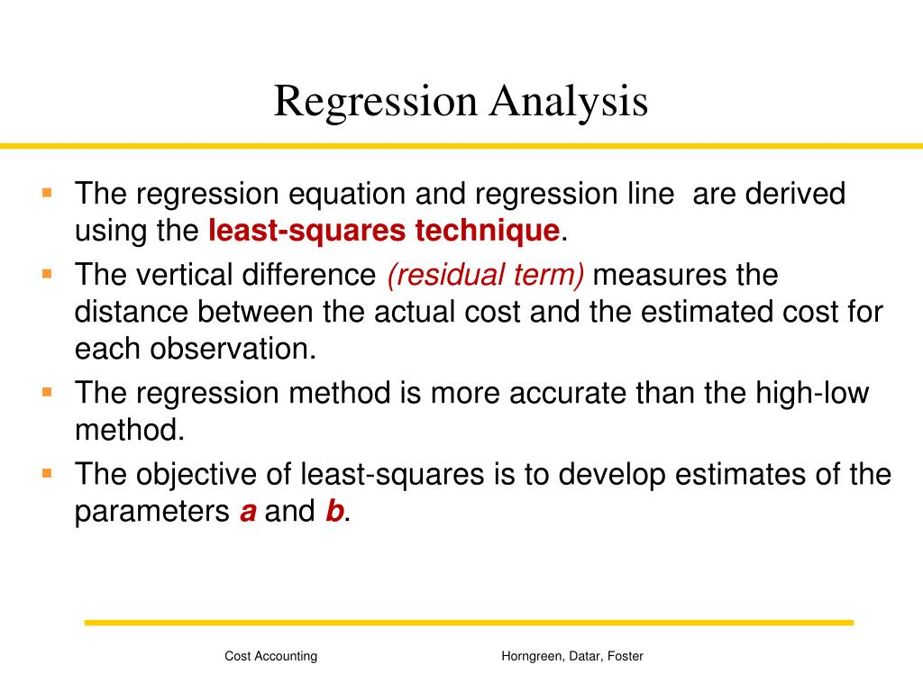 Understanding the Results of an Analysis