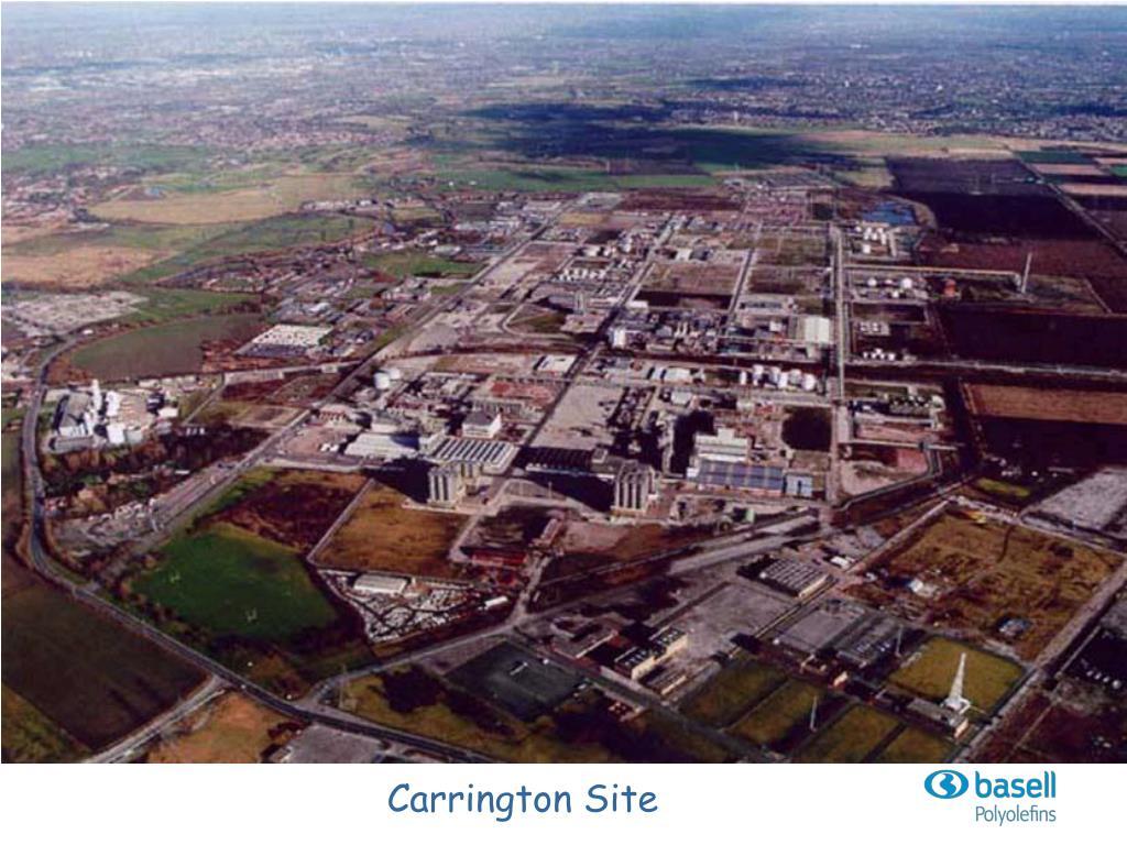 Carrington Site