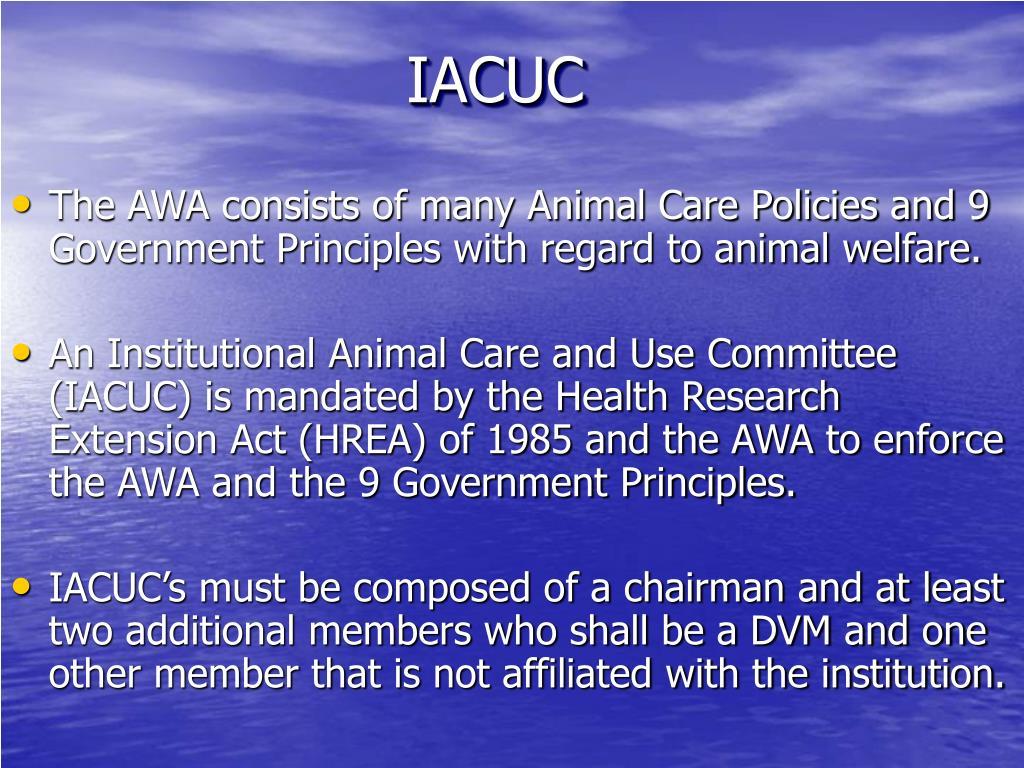 IACUC
