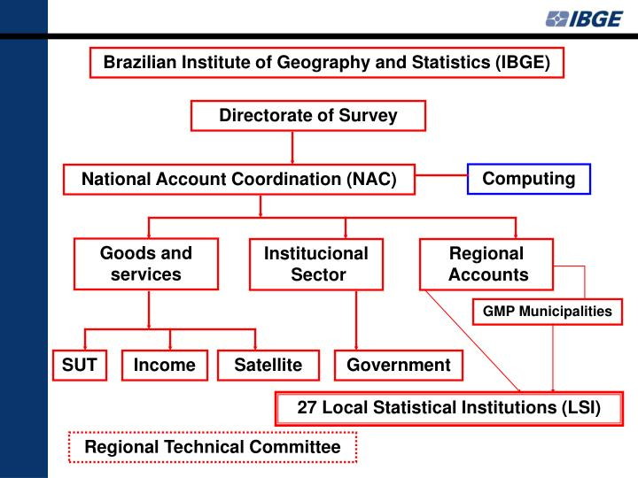 Brazilian Institute of Geography and Statistics (IBGE)