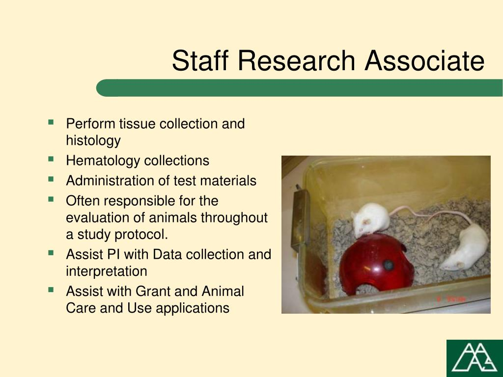 Perform tissue collection and histology